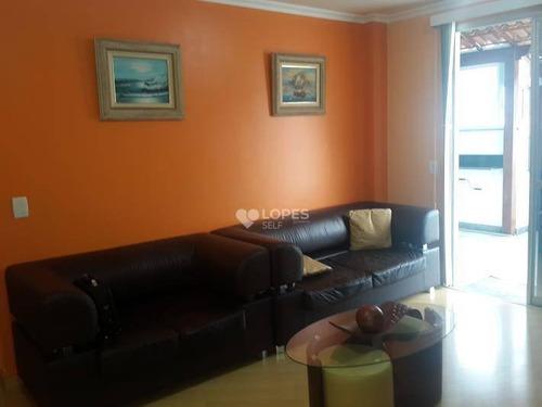 Imagem 1 de 22 de Cobertura Com 2 Dormitórios À Venda, 112 M² Por R$ 595.000,00 - Santa Rosa - Niterói/rj - Co2585