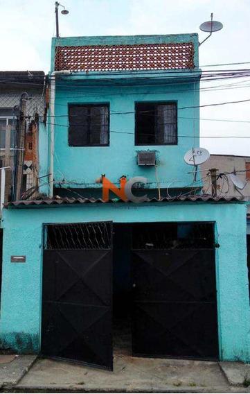 Casa Com 2 Dorms, Km 32, Nova Iguaçu - R$ 120 Mil, Cod: 603 - V603