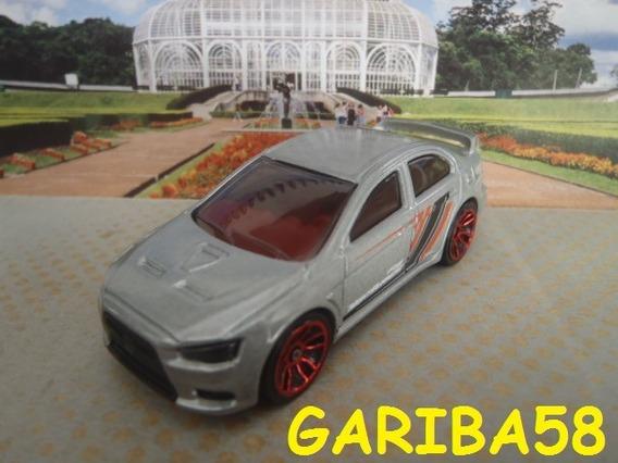 R$25 No Lote Hot Wheels ´08 Lancer Evolution 2018 Nightb G58