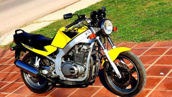 Suzuki Gs 500 E - 1998 - Titular Hace 10 Años - Original