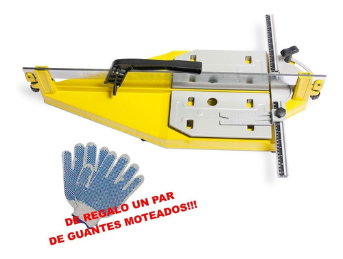 Cortadora De Cerámica Ancha 64 Cm Espesor 14mm Profesional