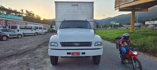 Imagem 1 de 15 de Ford F.12000 Sapão Bau Térmico Único Dono Pouco Uso