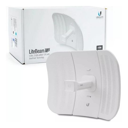 Ubiquiti Litebeam M5 23dbi Cpe No Nanoloco