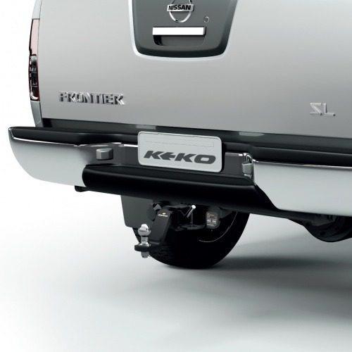 Enganche Remolque Nissan Navara D40 2008-2014 Keko