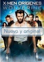 X-men Origenes: Wolverine (ed Esp) Dvd Nuevo