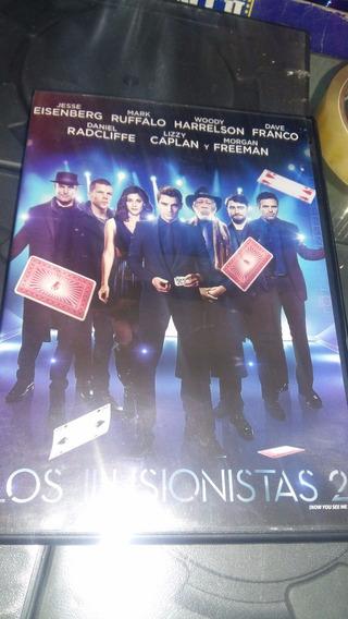 Los Ilusionistas 2 + Smallville 10 + 2 En 1