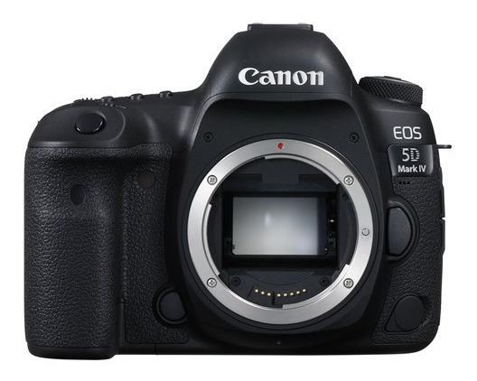 Cam Canon Eos 5d Mark Iv Body