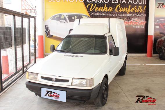 Fiat Fiorino 1.3 Branco 2003