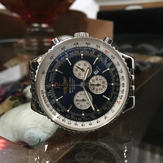 Breitling Navitimer Heritage 43m Automátic Crono Safir Rolex