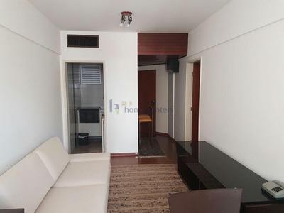 Flat Para Aluguel Em Centro - Fl013370