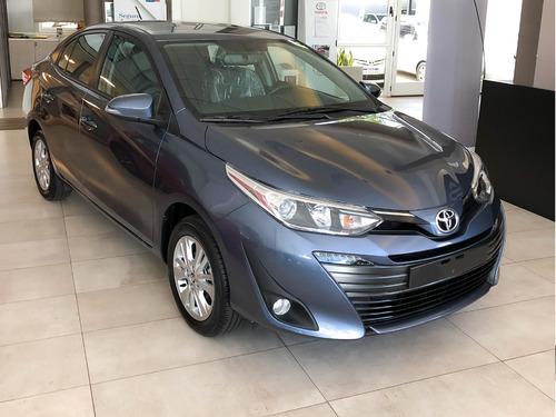 Toyota Yaris 1.5 107cv Xls Cvt 4ptas Conc Ofic Treos Mlet