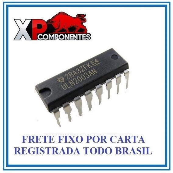 Uln2003an - Placa Ar Condicionado - Kit Com 10 Peças
