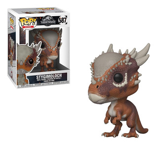 Figura Funko Pop Jurassic World 2 - Stygimoloch 587