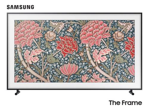 Imagen 1 de 11 de Televisor Samsung The Frame 2160p De 65'' Class 4k Uhd