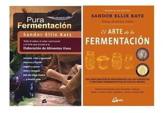 Pack Arte De La Fermentación + Pura Fermentación - Katz