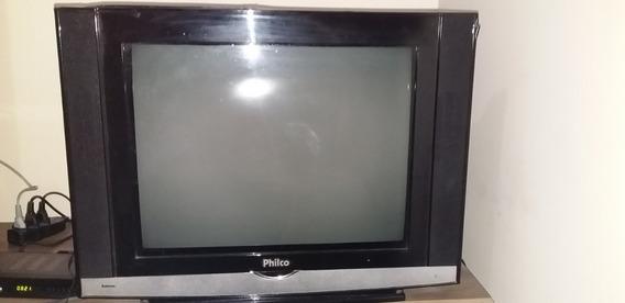 Tv Phico C Conversor Antena Digital E Roteador
