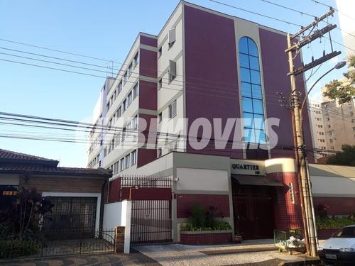 Apartamento Para Locação Tipo Kitnet No Bairro Botafogo Em Campinas - Ap20990 - Ap20990 - 68102675