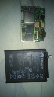 Targeta Logica Bateria P9 Smart Lite Y Bateria Imei Original