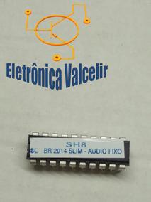 Micro Sh8 Cpj Super Color/br 2014/s.1900 Audio Fixo - Linha