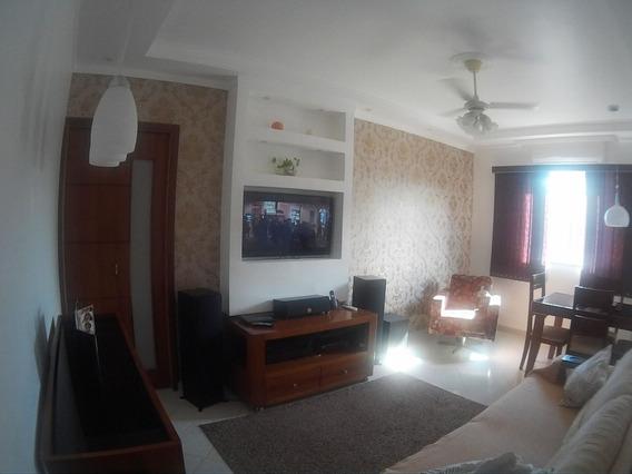 Apto Com 3 Dormitórios 1 Vaga Privativa - Encruzilhada 91m²