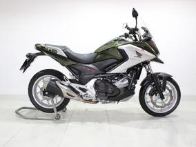 Honda Nc 750 X Abs 2018 Verde