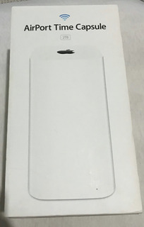 Roteadores Apple Airport E Time Capsule