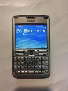 Celular Nokia Model E61-1 Funciona Leia Descritivo Abaixo