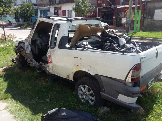 Ford Fiesta Chocado O Sano En Cualquier Estado