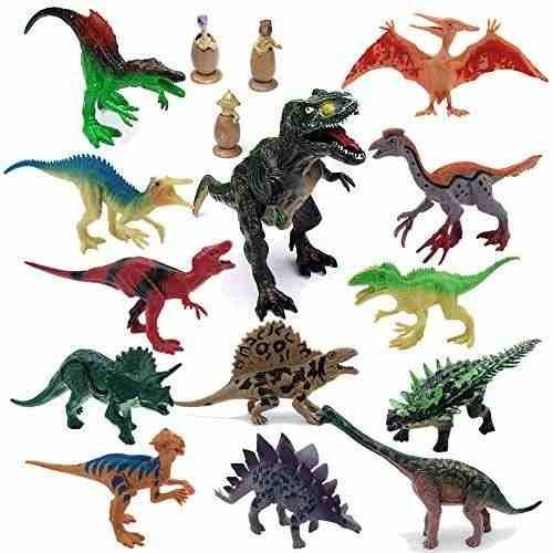 Dinosaur Juguetes Con Libro Dinosaurios Reales 16 Unidades Mercado Libre No, el petróleo, y el plástico a partir de este, se produce a partir de material orgánico de zooplancton y algas en el fondo del mar o lagos de agua estancada, es decir, sin oxígeno disuelto, o en sedimentos. dinosaur juguetes con libro dinosaurios reales 16 unidades ch 35 990
