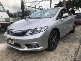 Honda Civic Exs 2013 - Chassi Remarcado