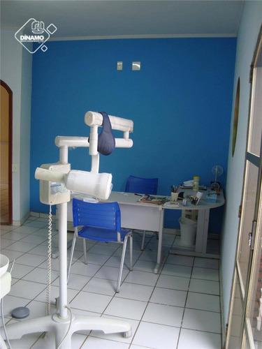 Sobrado Comercial Para Locação, Centro, Ribeirão Preto - So0130. - So0130
