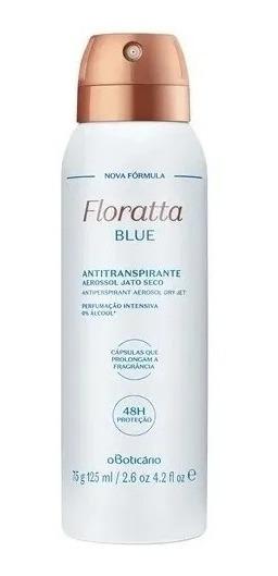 O Boticário Desodorante Antitranspirante Floratta Blue