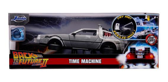 1/24 Delorean Time Machine 2 Version Volador Jada