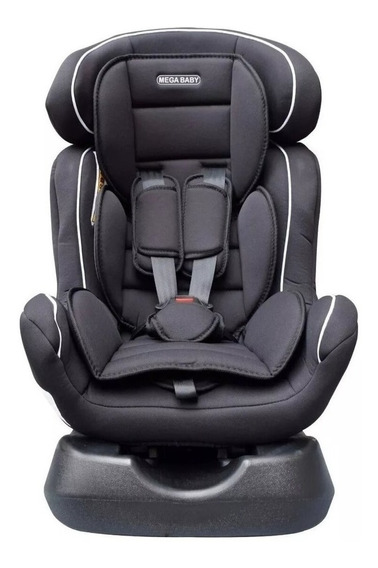 Silla infantil para auto Mega Baby Ayrton Negro