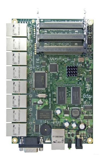Mikrotik Routerboard Rb 493ah Defeito