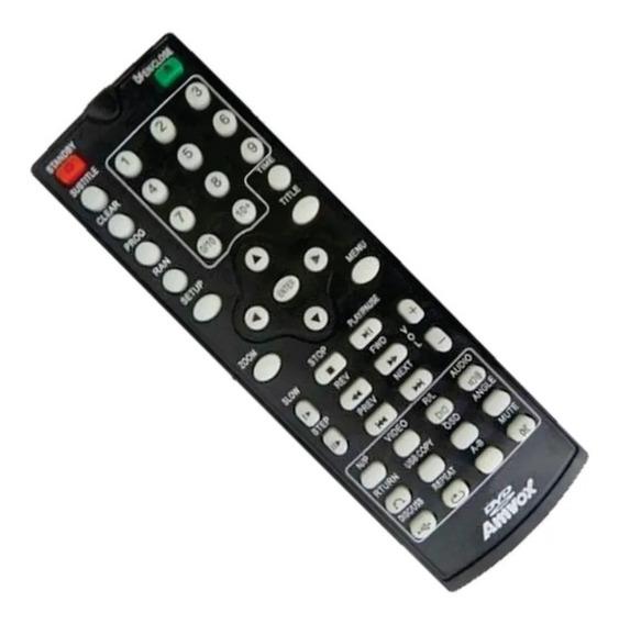 Controle Remoto Para Dvd Amvox 290 - Em Fortaleza