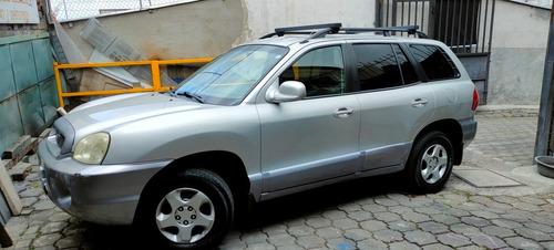 Imagen 1 de 4 de Hyundai Santa Fe Jeep