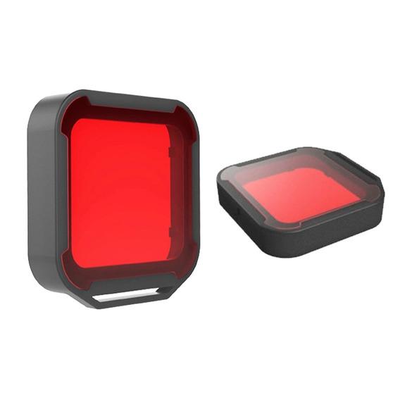 Gopro Filtro Rojo Para Super Suite Hero 5,6 Y 7