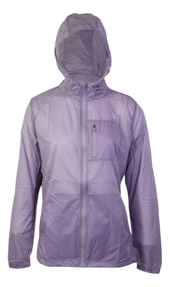 Campera Rompeviento Topper Mujer Pink Trainning