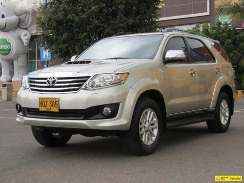 Toyota Fortuner 3.0 At Diesel 4x4
