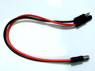 030-430 Conector Para Radio C.b. Calibre 14 30cm