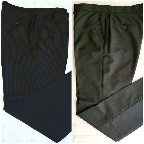 Pantalón De Vestir Perry Ellis Importado Talle 48 Sin Uso