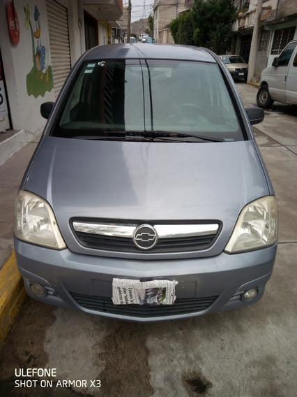 Chevrolet, Meriva 2007