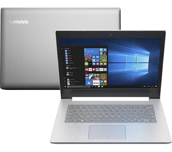 Notebook Lenovo Ideapad 32015iap Intel Celeron 4gb 1tb| Novo