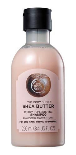 The Body Shop - Shampoo - Shea Butter (karité)