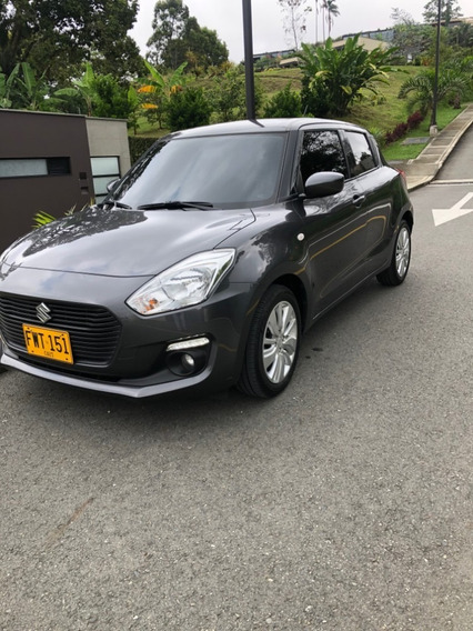 Suzuki Swift 1,2 Full Gl Automatico Japones