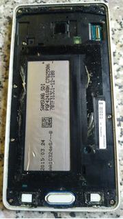 Celular Sansumg A500 Com Defeito