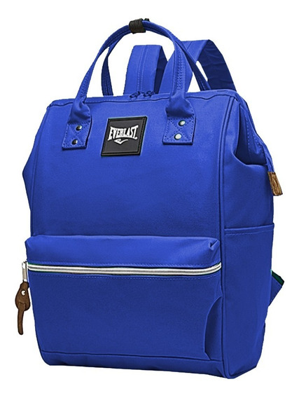 Mochila Cartera Everlast Modelo Grande Incluso Para Notebook