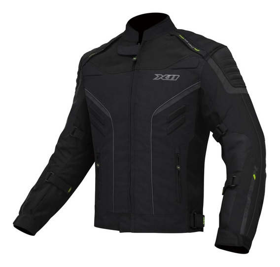 Jaqueta Feminina X11 Iron 2 Para Motociclista Impermeável