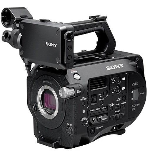 Sony Pxw Fs7 Mark 1 Super 35 Camera Filmadora Sem Juros